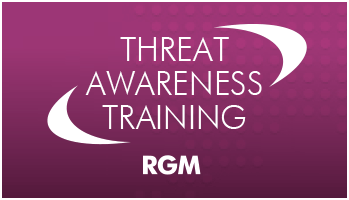 Threat awareness training by RGM