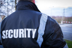 security officer to represent security risks for manufacturers