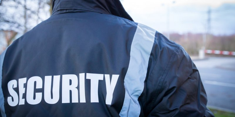 security officers are key workers in the pandemic